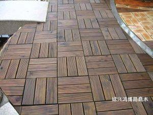 印尼菠萝格地板2