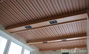 吊顶板安装