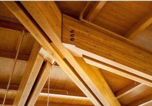 防腐木木屋内部结构